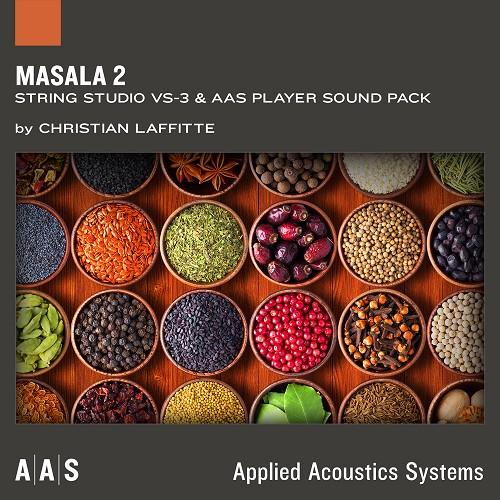 Masala 2 - String Studio VS-3 Soundpack