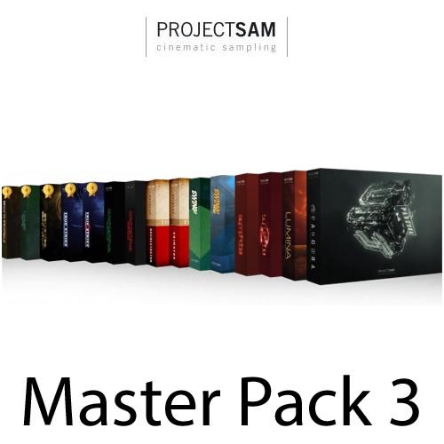 Master Pack 3