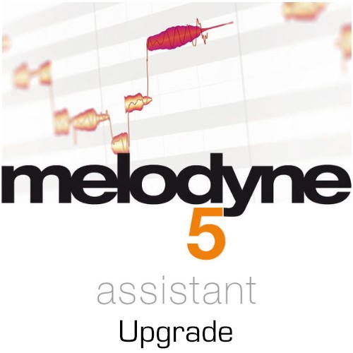 Melodyne 5 Assistant Upgrade