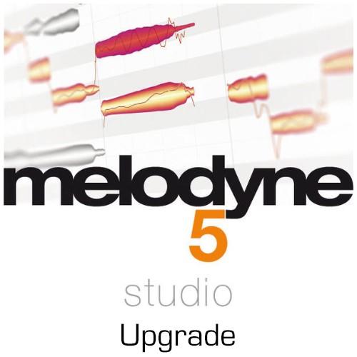 Melodyne 5 Studio Upgrade
