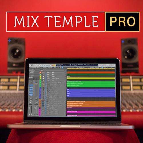 Mix Temple Pro - Deutsch