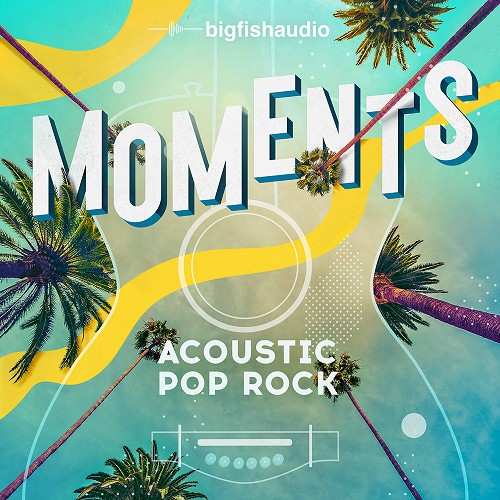 Moments: Acoustic Pop Rock