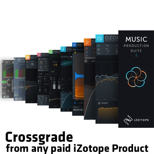 Music Production Suite 3 Crossgrade ANY
