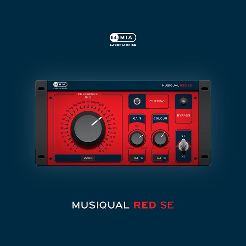 Musiqual Red SE
