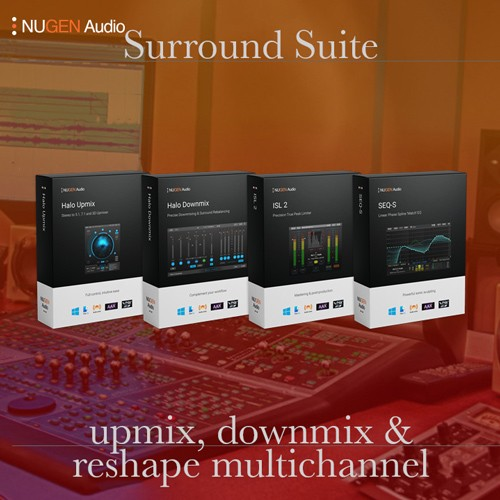 Nugen Surround Suite