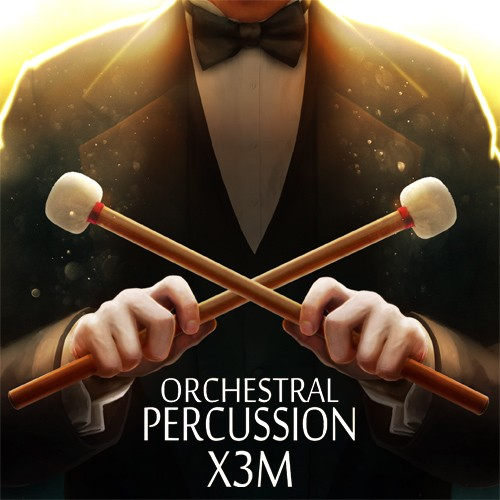 Orchestral Percussion X3M