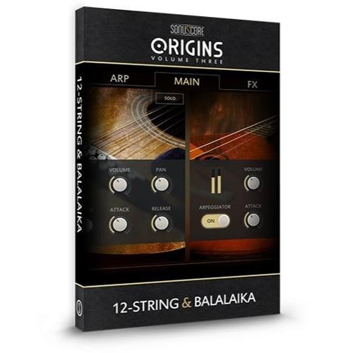 Origins Vol.3: 12-String & Balalaika