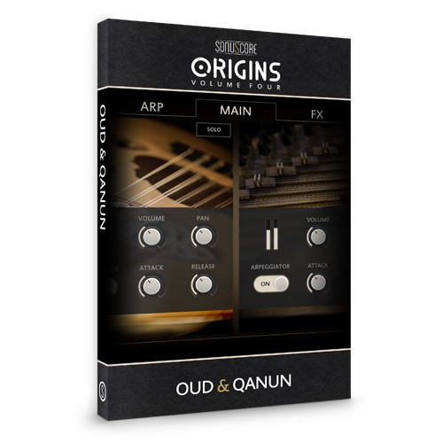 Origins Vol.4: Oud and Qanun