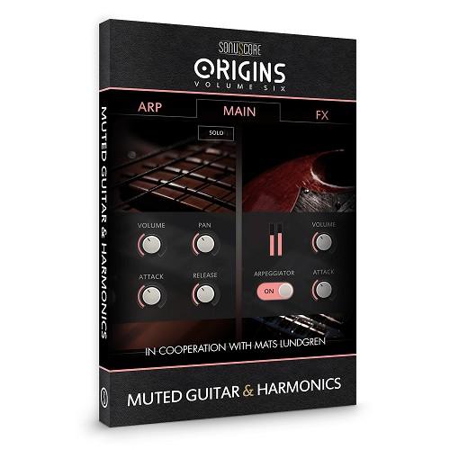 Origins Vol. 6: Muted Guitar & Harmonics