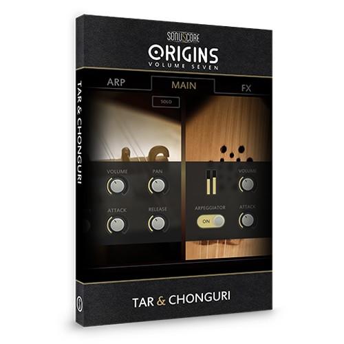Origins Vol. 7: Tar & Chonguri