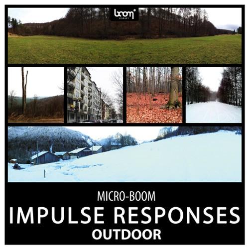 Outdoor Impulse Responses