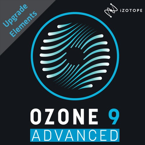 Ozone 9 Advanced Upgrade Elements