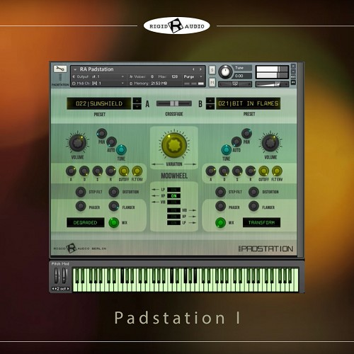 Padstation I