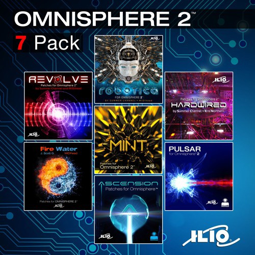 Patch Bundle for Omnisphere 2