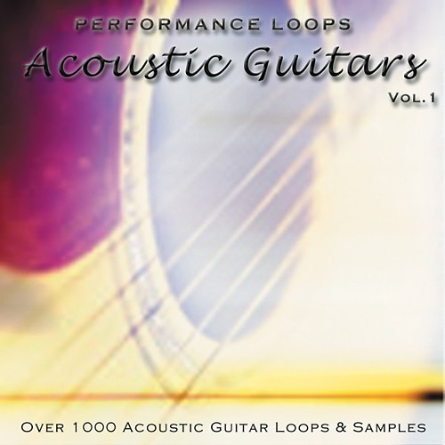 Performance Loops - Acoustic Guitars