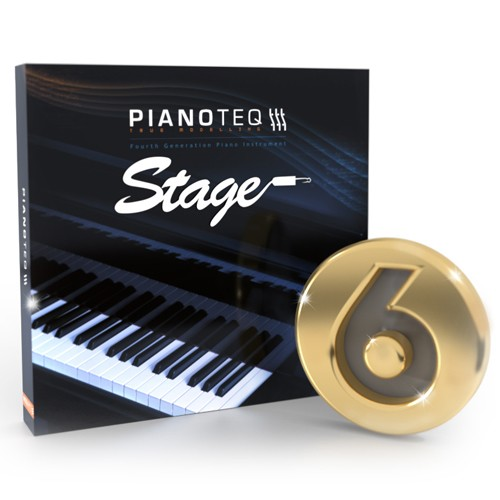 Pianoteq 6 Stage