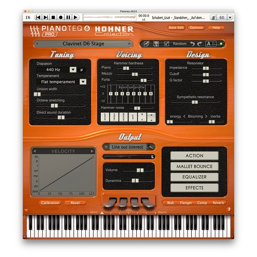 Pianoteq Hohner Collection
