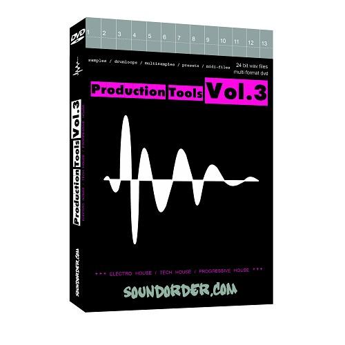 Production Tools Vol. 3