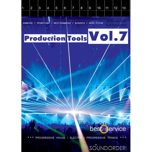 Production Tools Vol. 7