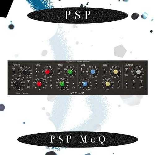 PSP McQ
