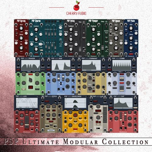 PSP Ultimate Modular Collection