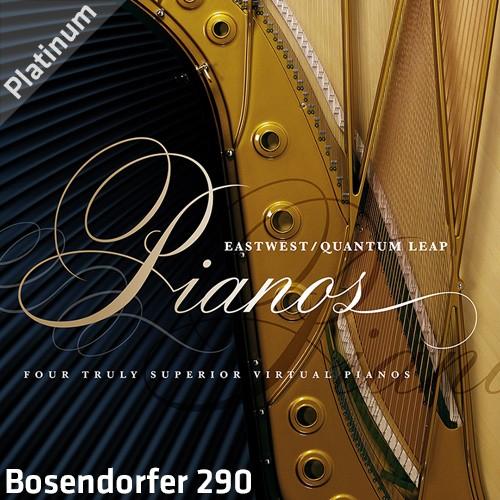 QL Pianos Platinum Bosendorfer 290