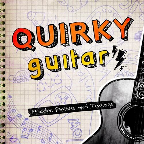 Quirky Guitars vol. 1