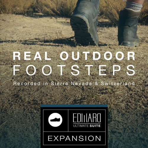 Real Outdoor Footsteps: EUS Expansion