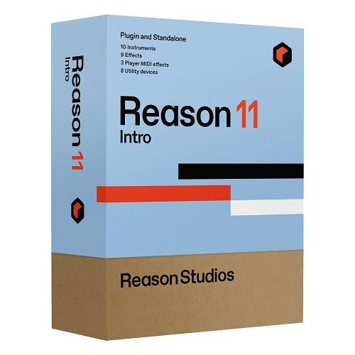 Reason 11 Intro