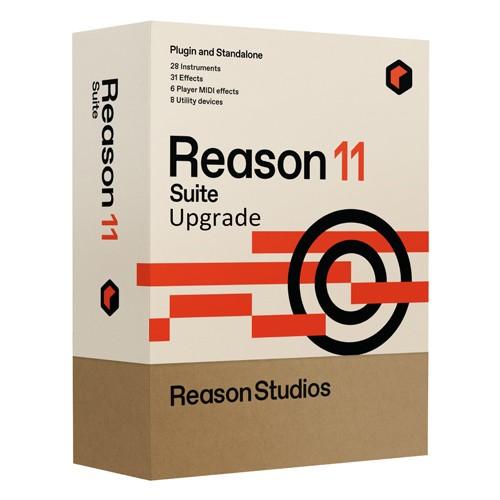 Reason 11 Suite Upgrade