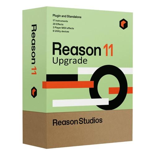 Reason 11 Upgrade