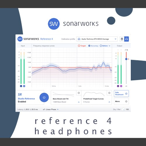 Reference Headphones