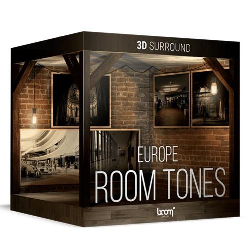 Room Tones Europe 3D Surround