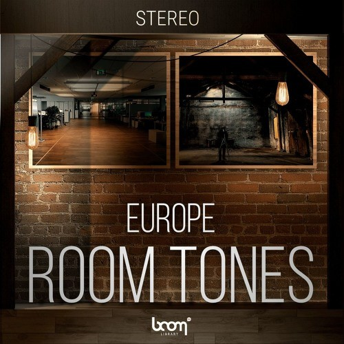 Room Tones Europe Stereo