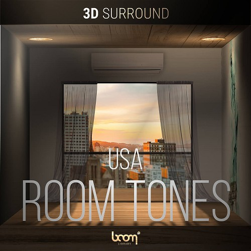 Room Tones USA 3D Surround