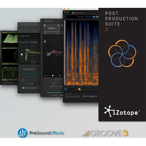 RX Post Production Suite 2