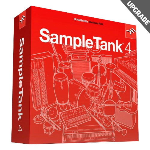 SampleTank 4 Upgrade