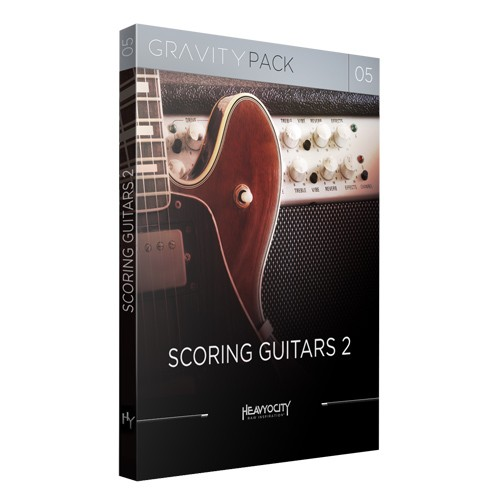 Scoring Guitars 2 Gravity Pack 05