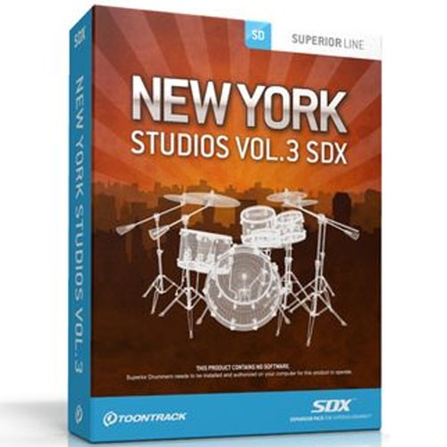 SDX New York Studios Vol. 3