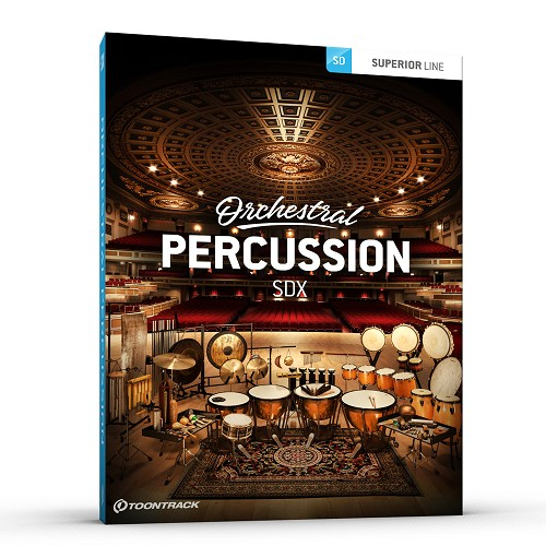 SDX Orchestral Percussion