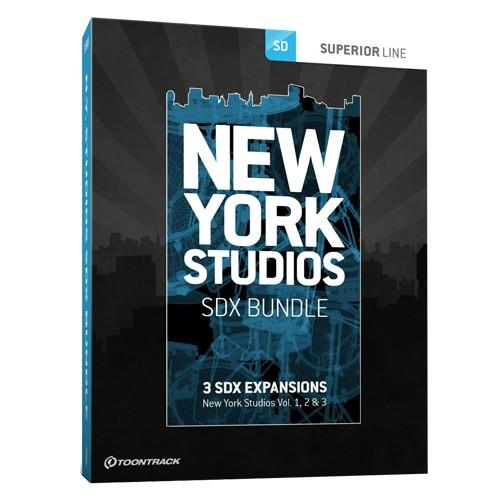 SDX The New York Studios Bundle