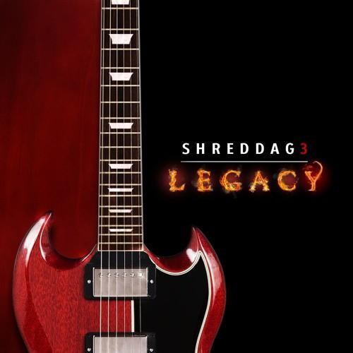 Shreddage 3 Legacy