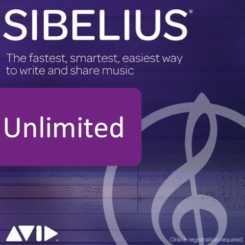Sibelius Unlimited