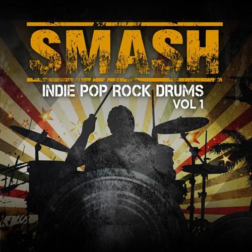 SMASH: Indie Pop Rock Drums Vol.1