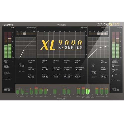 SSL XL9000K