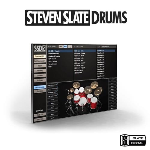 Steven Slate Drums SSD5 Platinum