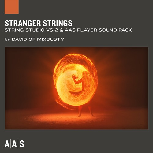 Stranger Strings - String Studio VS-2 Soundpack