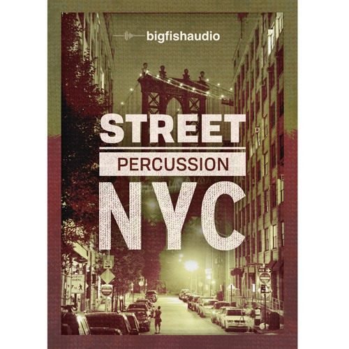 Street Percussion NYC