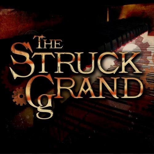 Struck Grand Piano
