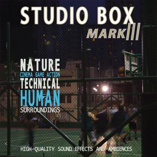 Studio Box Mark III